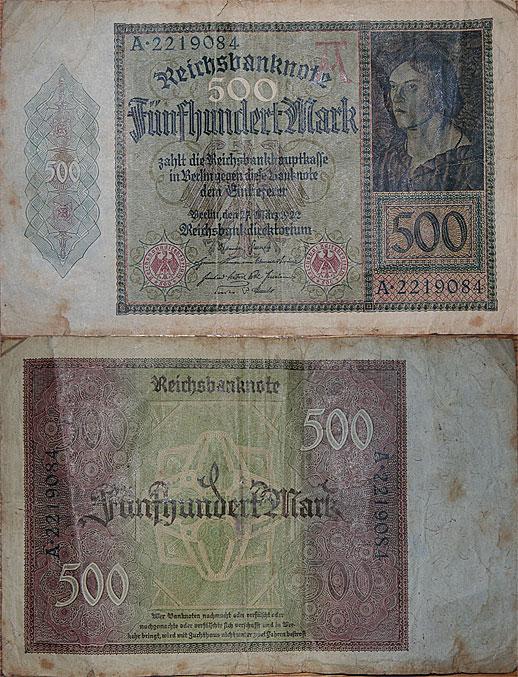 1000 Reichsbanknote
