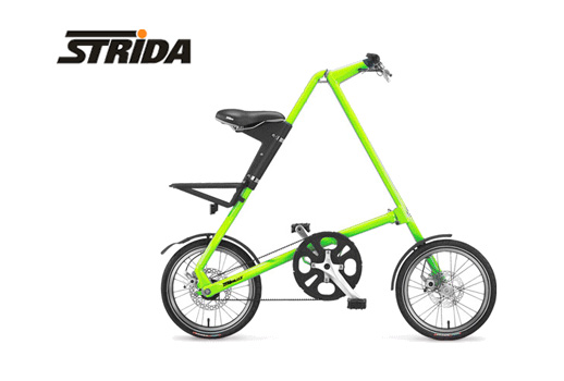 Lime Streen Strida 5.0