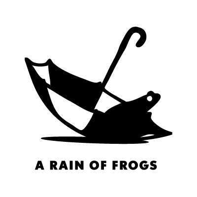 Spring 2010 - A Rain of Frogs Logo