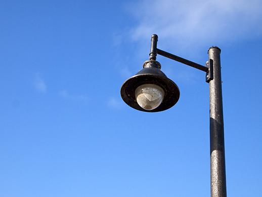 Lamp in Mimico - Jan 7, 2011