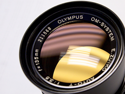 135mm Lens - Feb 2, 2011