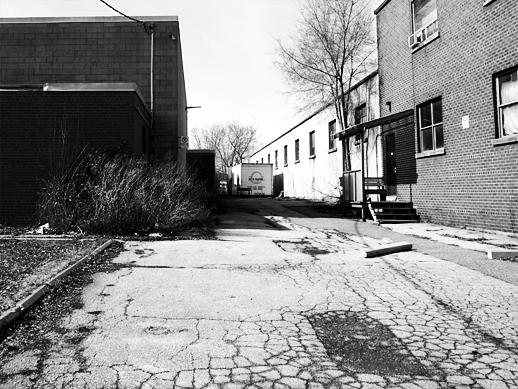 Alleyway - Mar 16, 2011
