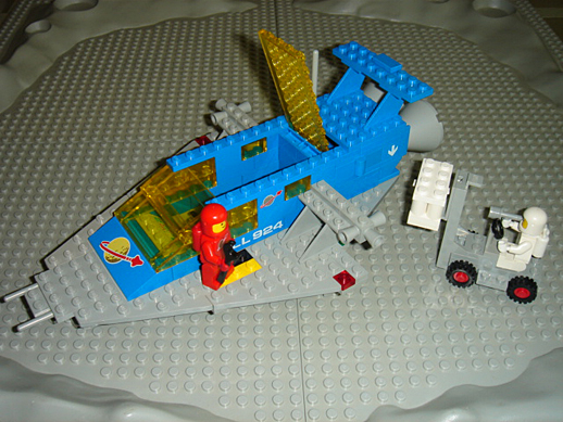 Lego Space Explorer - May 18, 2011
