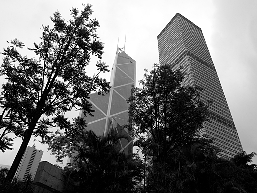 Hong Kong Buildings - May 24, 2011