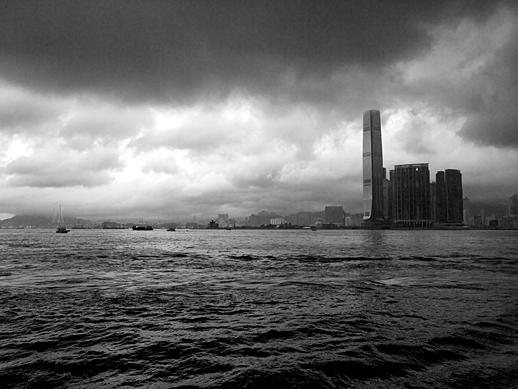 Hong Kong Harbour - May 25, 2011