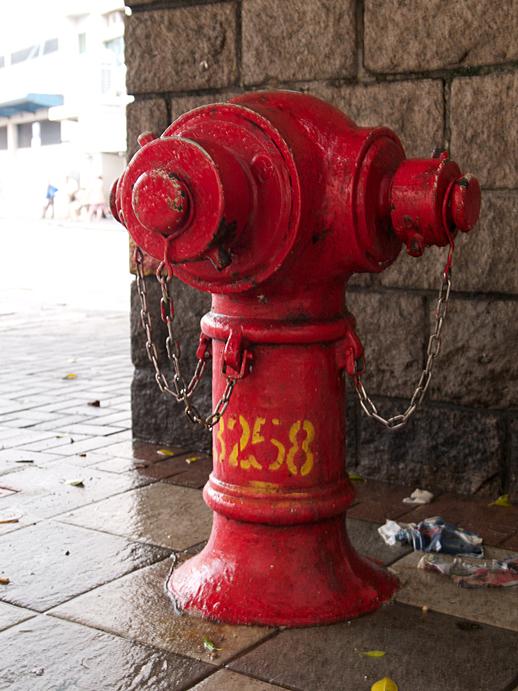 Hong Kong Hydrant - May 26, 2011