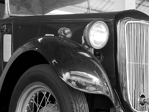 Kuala Lumpur Antique Car - May 27, 2011