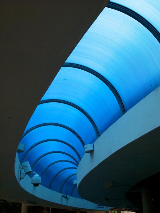Kuala Lumpur Blue Ceiling - June 4, 2011