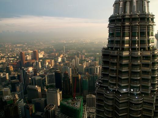 Kuala Lumpur Petronas City - June 11, 2011