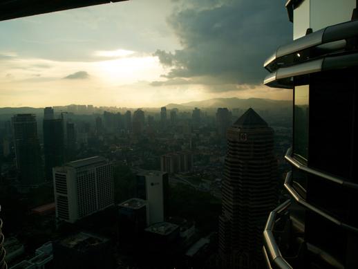 Kuala Lumpur Thunderstorm - June 13, 2011