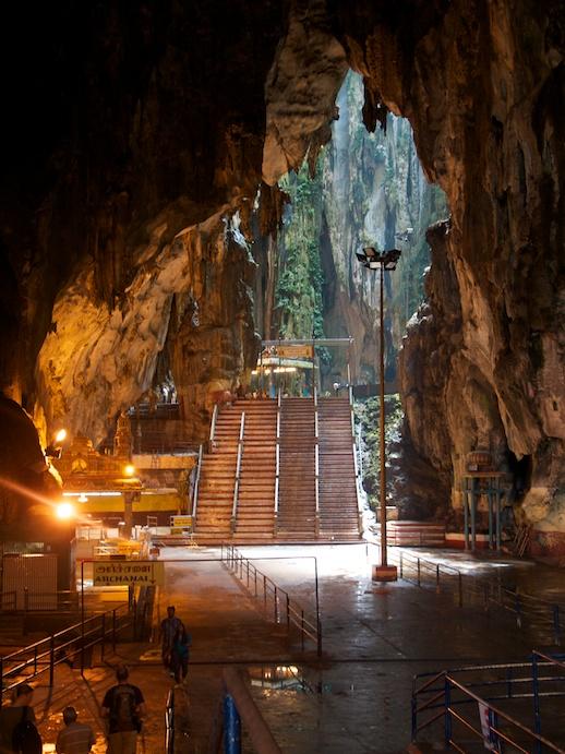 Kuala Lumpur Batu Caves - June 24, 2011