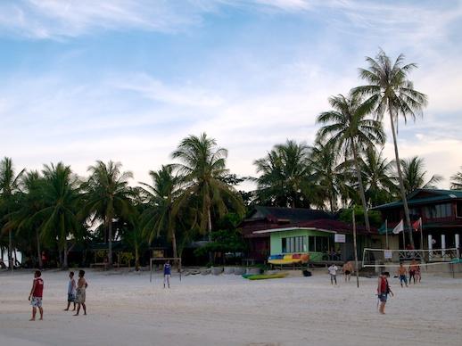 Pulau Redang Beach- July 6, 2011