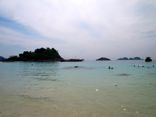 Pulau Redang Sea July 7, 2011