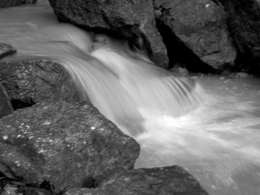 Waterfall - July 26, 2011