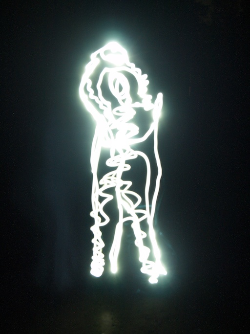 Light Painting - August 24, 2011