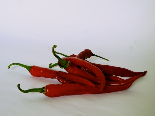 Hot Peppers - September 5, 2011