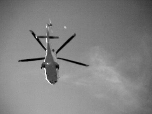 Helicopter - November 9, 2011