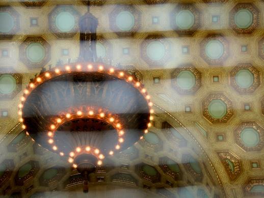 Fancy Ceiling - November 29, 2011