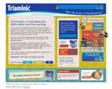 Triaminic website