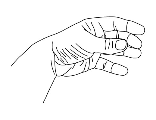 Hand Study #1