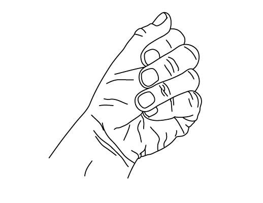 Study: Hand #2