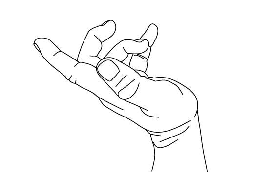 Study: Hand #3