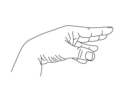 Study: Hand #4