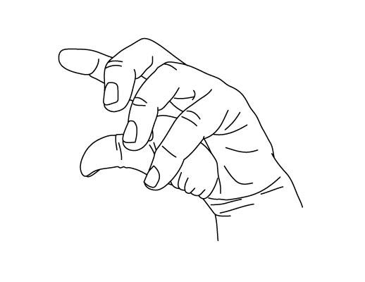 Study: Hand #5