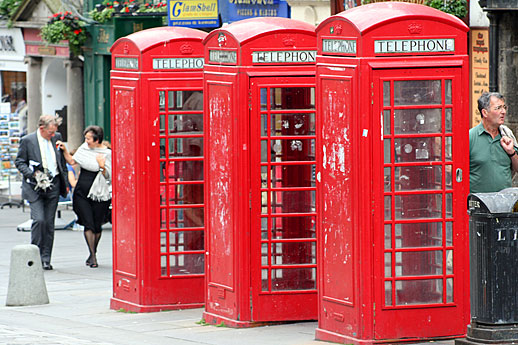 Telephone Booths